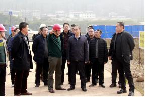 省水利厅厅长胡云赴雅调研水利工作