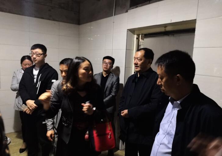 """市水投公司赴简阳、双流实地考察已投运""""小区水厂""""直饮水项目"""
