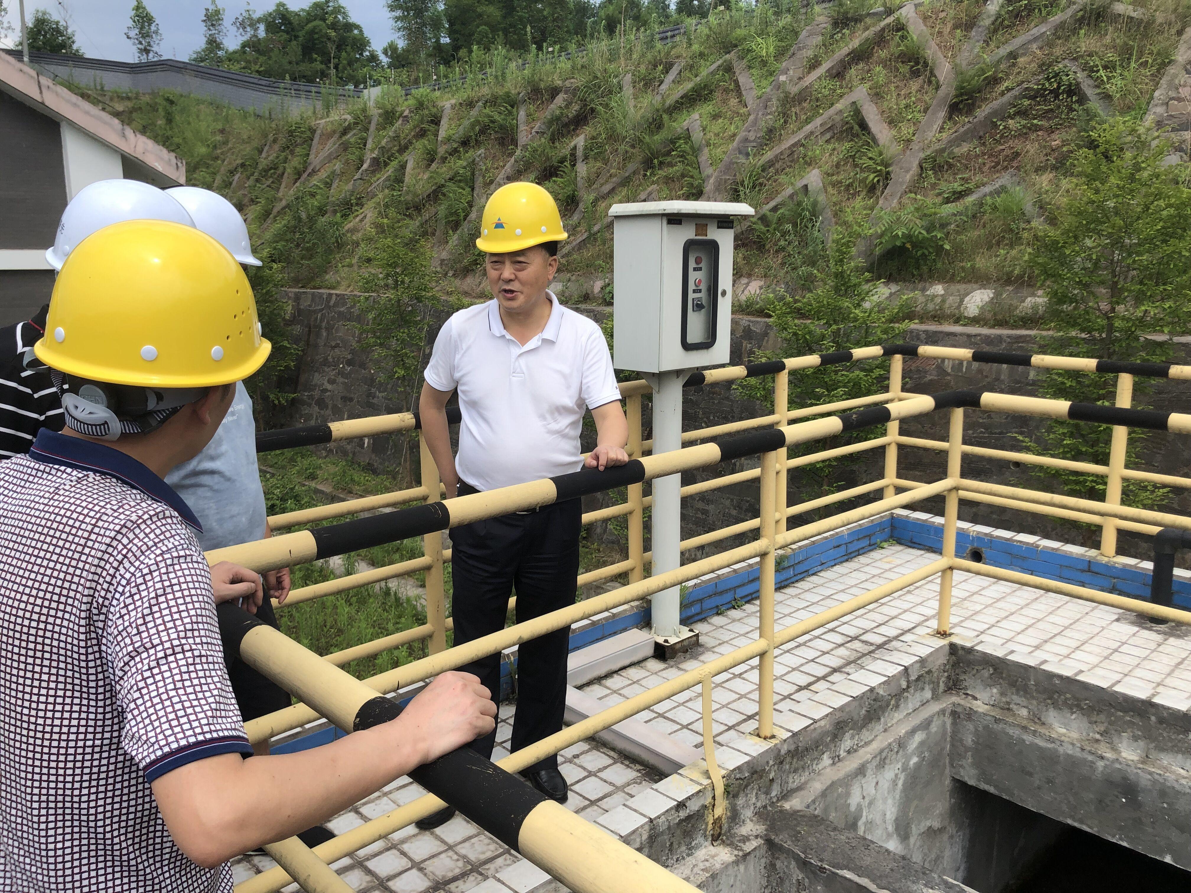 雅安市水利局强化脱贫攻坚饮水安全督导调研工作