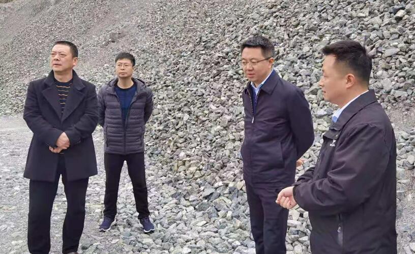 副市长、大渡河市级河长王双全督导调研 大渡河河(湖)长制工作