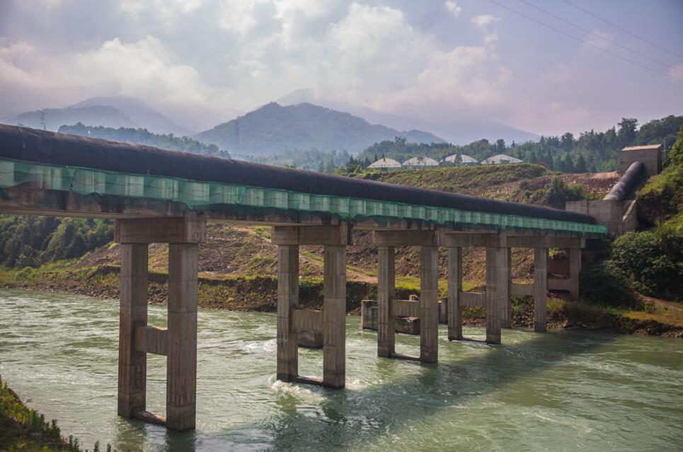 铜头引水工程总进度已达80%