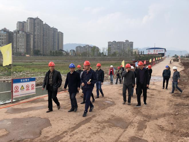 市水利局组织召开大兴二桥安全度汛工作协调会议